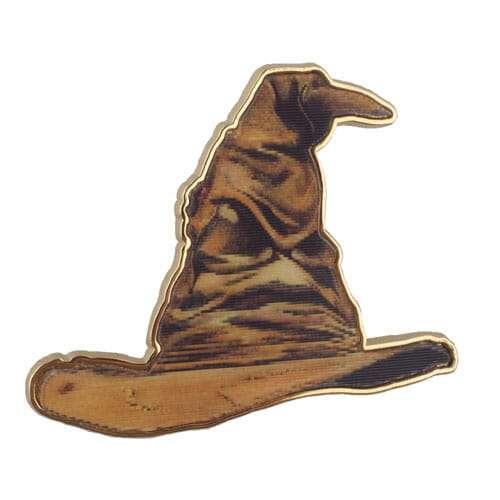 Pin Chapéu Seletor Oficial Harry Potter