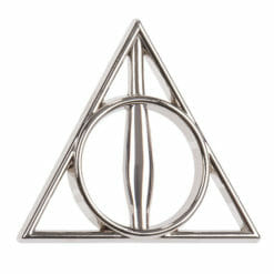 L The Deathly Hallows Pin 1276383 247x247 - Pin Relíquias da Morte Oficial Harry Potter