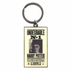 L Undesirable No 1 Keychain 1248447 247x247 - Chaveiro Harry Potter Placa Indesejado Efeito 3D