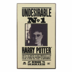L Undesirable No 1 Pin 1248449 247x247 - Pin Harry Potter Placa Indesejado Efeito 3D