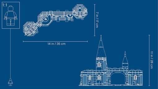 LEGO 75954 Harry Potter Hogwarts Great Hall 1 510x287 - Lego Harry Potter Hogwarts Great Hall 75954