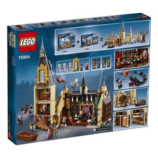 LEGO 75954 Harry Potter Hogwarts Great Hall4 510x510 - Lego Harry Potter Hogwarts Great Hall 75954