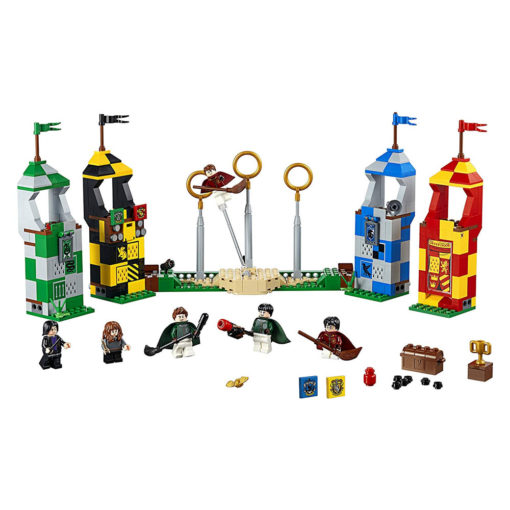 LEGO 75956 Harry Potter Quidditch Match 510x510 - Lego Harry Potter Quidditch Match 75956
