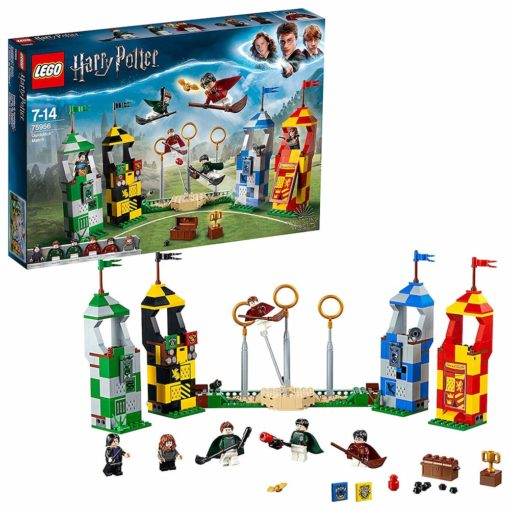 LEGO 75956 Harry Potter Quidditch Match2 510x510 - Lego Harry Potter Quidditch Match 75956
