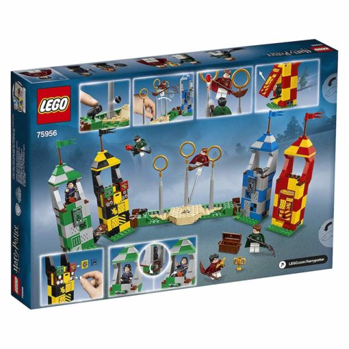 LEGO 75956 Harry Potter Quidditch Match3 510x510 - Lego Harry Potter Quidditch Match 75956