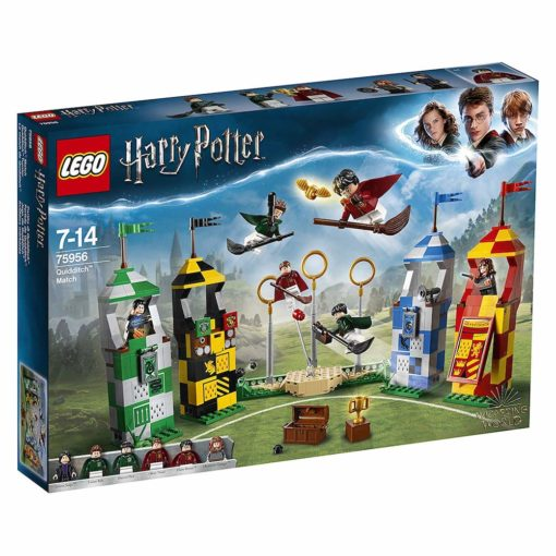 LEGO 75956 Harry Potter Quidditch Match4 510x510 - Lego Harry Potter Quidditch Match 75956