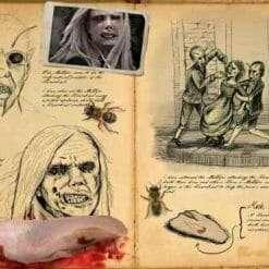 Livro Guia Wesen Série Grimm Contos de Terror
