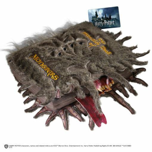 Livro Monstruoso dos Monstros Pelúcia Harry Potter