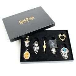 Marcadores de Livro Horcruxs Harry Potter