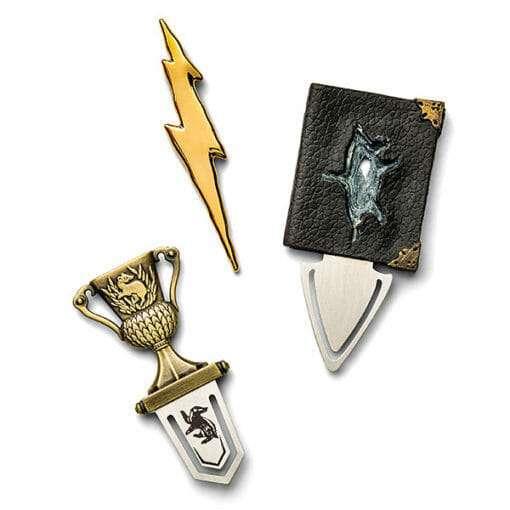 MARCADORES DE LIVRO HARRY POTTER 7 HORCRUX EM ESTOJO5 510x510 - Marcadores de Livro Horcruxs Harry Potter