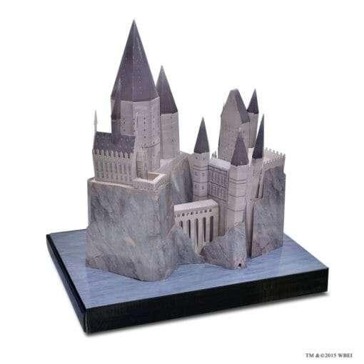 Maquete Hogwarts Harry Potter 2 510x510 - Maquete 3D Castelo de Hogwarts Led