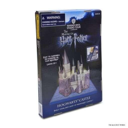 Maquete Hogwarts Harry Potter 510x510 - Maquete 3D Castelo de Hogwarts Led