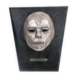 Mascara Comensal da Morte Belatriz Lestrange Noble Collectio Oficial 247x247 - Máscara Comensal da Morte Belatriz com expositor