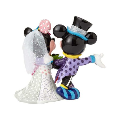 Casamento Mickey & Minnie Romero Britto Disney