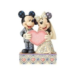 Mickey e Minnie Casamento Disney2 247x247 - Casamento Mickey & Minnie Disney Traditions Jim Shore