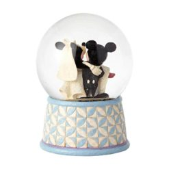 Casamento de Mickey e Minnie Disney Traditions Jim Shore
