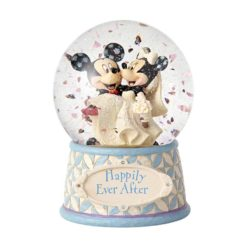Mickey e Minnie Casamento Jim Shore Disney Globo de Neve 247x247 - Globo de Neve Casamento Mickey e Minnie Disney Jim Shore
