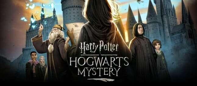 Misterios de Hogwarts game - Mistérios de Hogwarts, o esperado jogo para celulares Harry Potter, ganha trailer de lançamento.