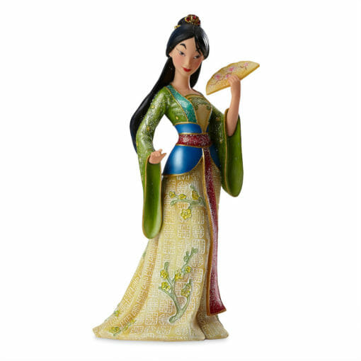 Mulan Disney Showcase 510x510 - Mulan Couture de Force Disney Enesco