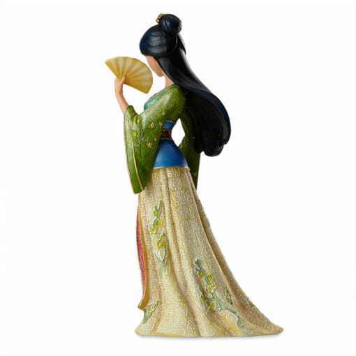 Mulan Disney Showcase2 510x510 - Mulan Couture de Force Disney Enesco