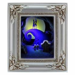 Quadro O Estranho Mundo de Jack Disney Gallery of Light