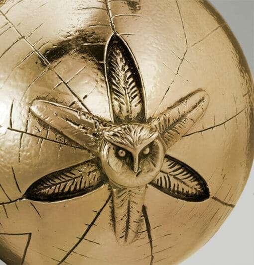 Ovo de Ouro Harry Potter Replica Oficial Noble Collection 510x533 - Ovo de Ouro Harry Potter Réplica Oficial