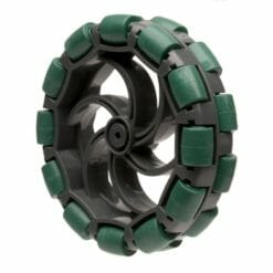 Kit 2 Rodas Robótica Omni-Direcional 10,16 cm