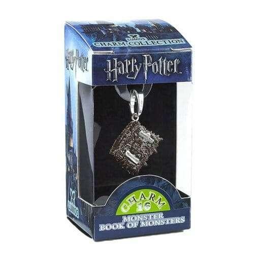 Pingente Livro Monstruoso dos Monstros Harry Potter Lumos #16