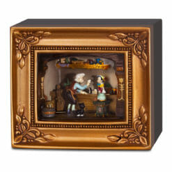 Pinocchio Gallery of Light by Olszewski 247x247 - Quadro Pinóquio e Gepeto Disney Gallery of Light