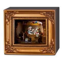 Pinocchio Gallery of Light by Olszewski2 247x247 - Quadro Pinóquio e Gepeto Disney Gallery of Light