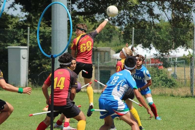 Quadribol para Trouxas um esporte real3 - Quadribol para Trouxas, um esporte real, complexo e desafiador.