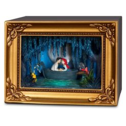 Quadro Ariel Passeio de Barco Disney Gallery of Light