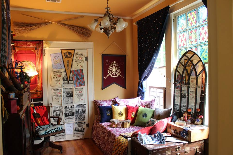 Quarto de fa harry potter18 - Home