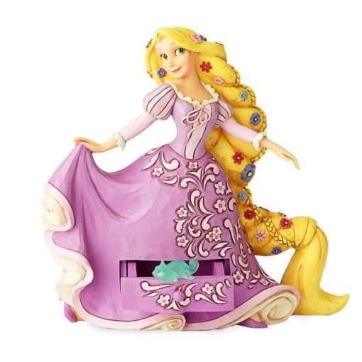 Rapunzel Rapunzel Secret Charm Figure by Jim Shore 1 510x510 - Rapunzel estátua Edição Encantos Disney by Jim Shore