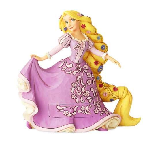 Rapunzel Rapunzel Secret Charm Figure by Jim Shore 2 510x510 - Rapunzel estátua Edição Encantos Disney by Jim Shore