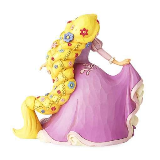 Rapunzel Rapunzel Secret Charm Figure by Jim Shore 4 510x510 - Rapunzel estátua Edição Encantos Disney by Jim Shore