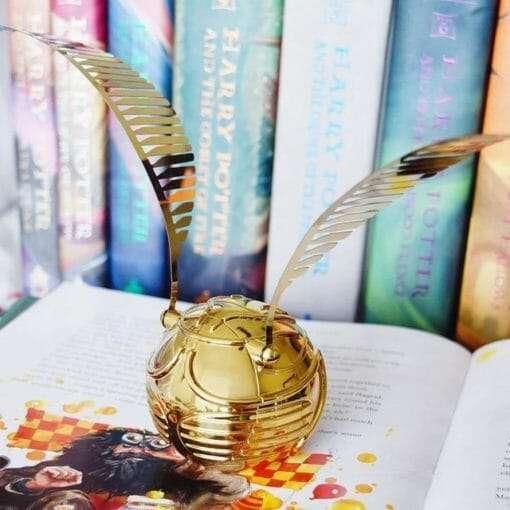 Relogio Pomo de Ouro Harry Potter 510x510 - Relógio de mesa Pomo de Ouro Harry Potter