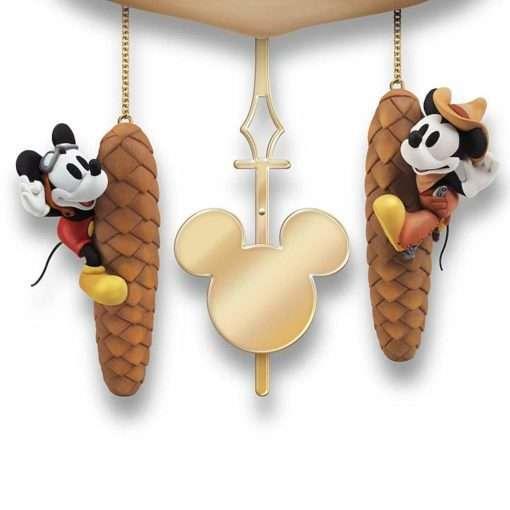 Relogio de Parede Mickey e amigos2 510x510 - Relógio Cuco Disney Mickey Mouse Através dos Anos