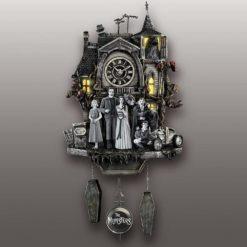 Relogio de Parede os Mostros 247x247 - Relógio Cuco Clássicos da TV - Os Monstros