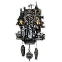 Relogio de Parede os Mostros7 247x247 - Relógio Cuco Clássicos da TV - Os Monstros