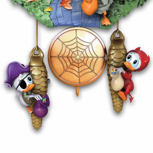 Relogio de parede Disney Mickey Halloweem2 510x510 - Relógio Cuco Disney Festa de Halloween Mickey