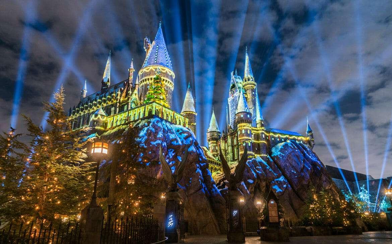 The Magic of Christmas at Hogwarts Castle 1170x731 1 - Um sonho de natal para fãs de Harry Potter