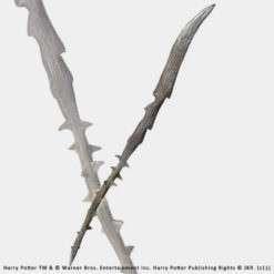 Varinha Comensal da Morte Thorn Oficial