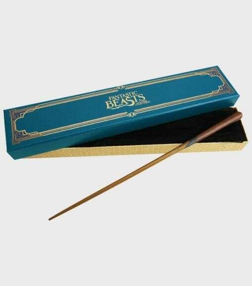 Varinha Newton Scamander Oficial Noble Collection 510x580 - Varinha Newt Scamander Oficial Edição Especial