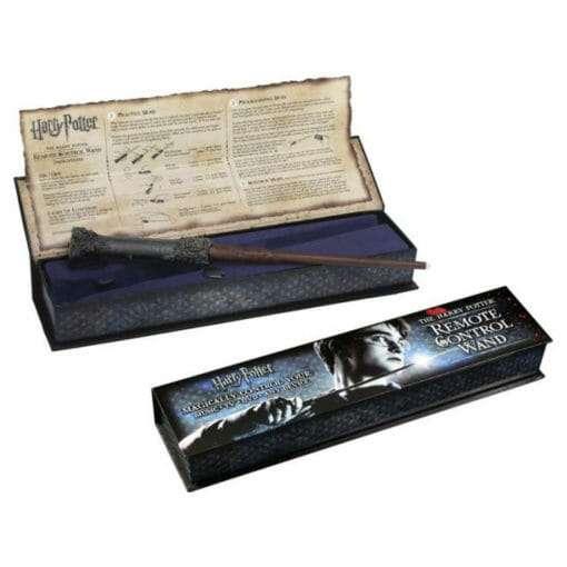Varinha de Harry Potter em versão controle remoto universal Noble Collection 510x510 - Varinha Harry Potter Versão Controle Remoto