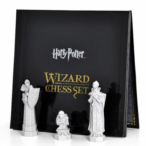 Xadrez Harry Potter Oficial edição básica