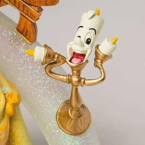 bela e a fera edicao limitada5 - Escultura Disney Bela um conto de encantamento