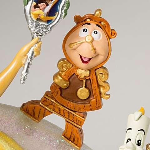 bela e a fera edicao limitada6 - Escultura Disney Bela um conto de encantamento