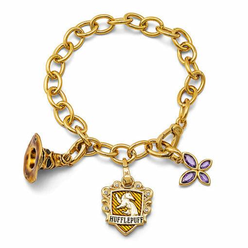 bracelete lumos noble collection lufa lufa 510x510 - Bacelete Lufa-Lufa com Pingentes Harry Potter Lumos