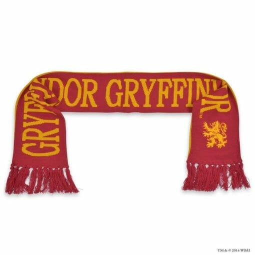 Cachecol Grifinória Reversível Oficial Harry Potter